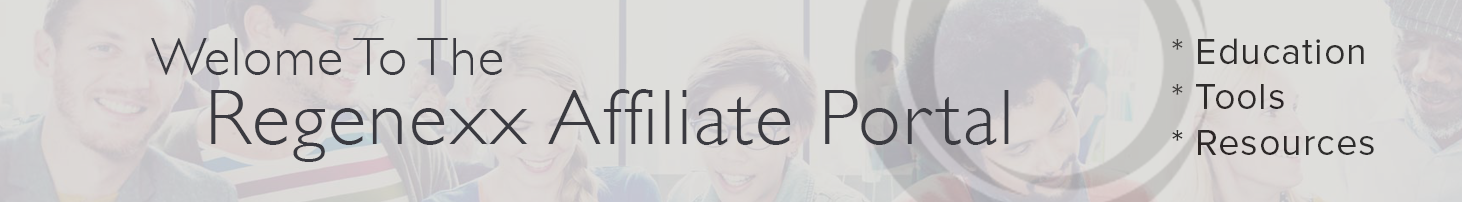 Affiliate Portal Banner